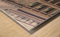 Open Windows Wood print