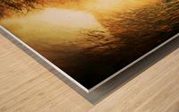 Autumnal Landscape 2 Wood print