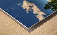 Villa Philmonte Wood print