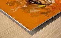 POLE Wood print
