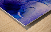 Aqualite by Jean-François Dupuis Wood print