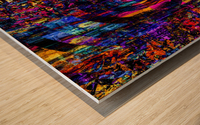 Fargo coloris  Wood print