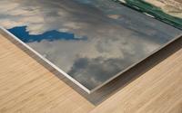 Eleuthera Endless Waves Wood print