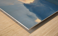 Eleuthera Sun Ray 2 Wood print