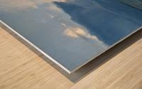 Eleuthera Sun ray Wood print