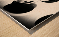 You Rock Baby Wood print