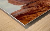 Grand Arch Wood print