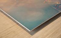 Spikelet Wood print