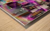 Vortex of Life Wood print