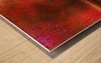 Targetor Wood print