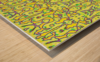 REDBULL  Wood print