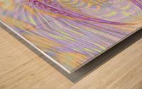GOLD PROSPECTANCE Wood print