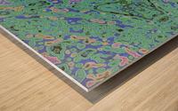 THE GENERATION II Wood print