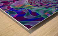 Digital_Tornado_Take_3 Wood print