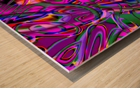 Jazz_Fusion_Series_3 Wood print