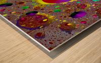 La_Playa_Encantada_Take_2 Wood print