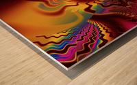 Desafinado_Take_2 Wood print