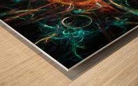 Discovery e Wood print