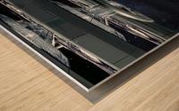 Shuttle104 Wood print