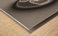 Give_Us_a_Kiss_3 Wood print