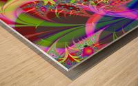 Tangerine_Island_3 Wood print