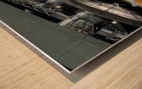 Mars Project 4 Wood print