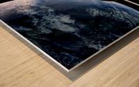 LIghtship Solaria Wood print