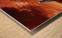 TItan Explorer Wood print