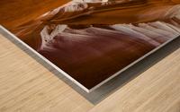 Upper Antelope Canyon 5 Wood print