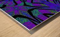 Totem Wildflower 7 Wood print