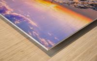 _TEL4301 Wood print