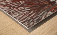 Park LaFontaine Tobogganing Wood print