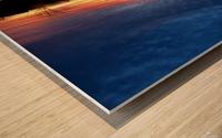 lanscape 11 Wood print