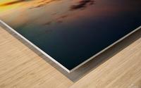 Skipe 4 Wood print
