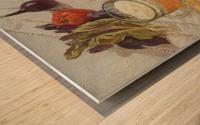 Still_Life_With_Crawfish Wood print