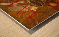 All_The_Vanity Wood print
