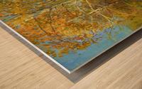 Birch_Trees_In_Tsaritsyno Wood print