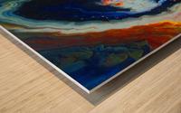 Deep Space Wood print