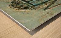 Venetian_Door Wood print