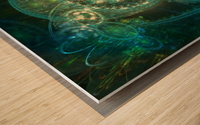 Asgard Wood print