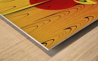 Albacore_Tuna_s_Revenge Wood print