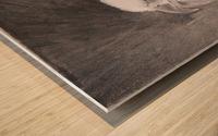 Eagle_DKS Impression sur bois