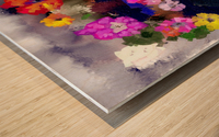 0014 Wood print