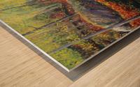 Fallen in Gatineu Wood print