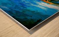 The Boardwalk v2 Wood print