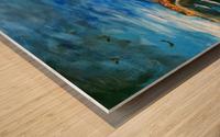 The Boardwalk Original Wood print