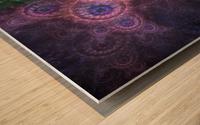 Path of Harmony Wood print