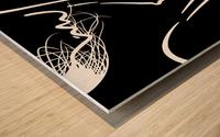 Nude 20 Wood print