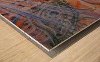 Co-creation Wood print