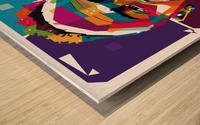 Sadio mane Wood print